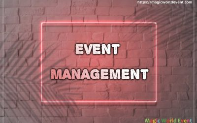 Find the best Event Management Company in Pune